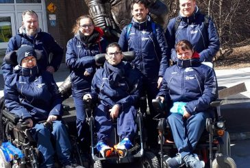 Open Mondial de Montréal – Au pied du podium…