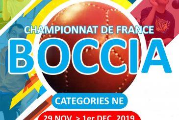 France NE 2019 – Les podiums